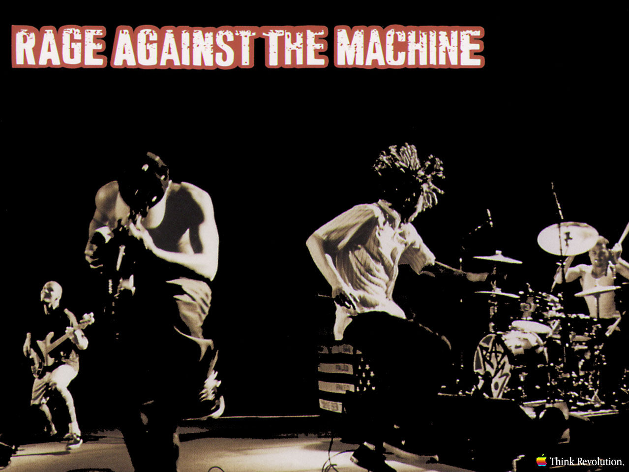 rage against the machine news